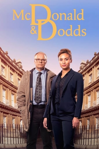 McDonald & Dodds Poster
