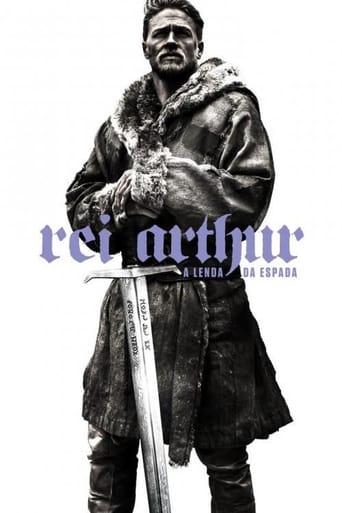 Poster of Rei Arthur: A Lenda da Espada