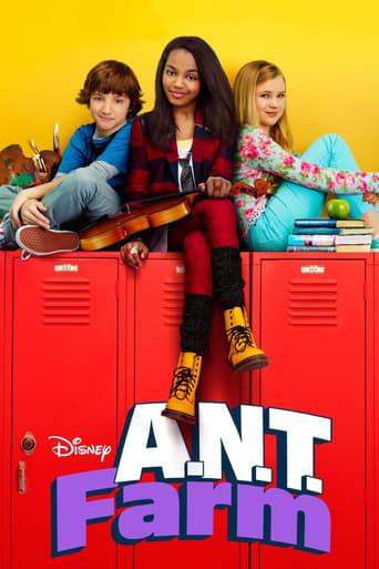 A.N.T. Farm Poster