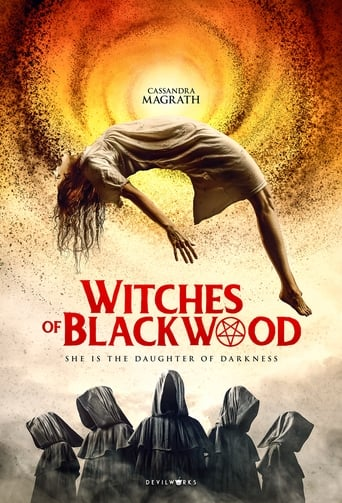 Poster Witches of Blackwood
