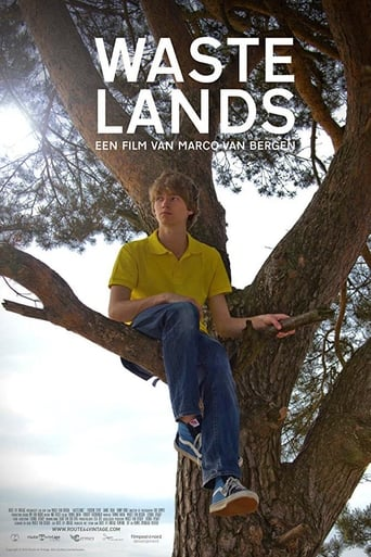 Wastelands poster