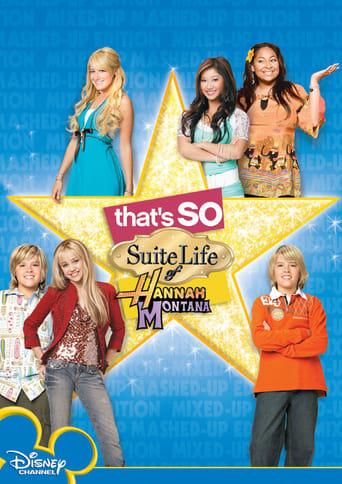 Poster of That's So Suite Life of Hannah Montana
