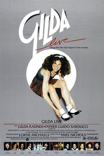 Poster of Gilda Live