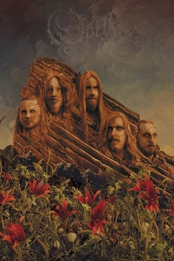 Poster of Garden Of The Titans: Opeth Live At Red Rocks Amphitheatre