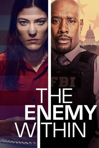 The Enemy Within Poster