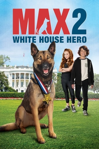 Poster of Max 2: White House Hero