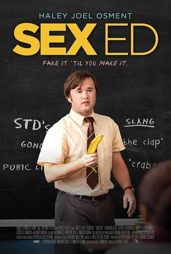 Poster of Sex Ed