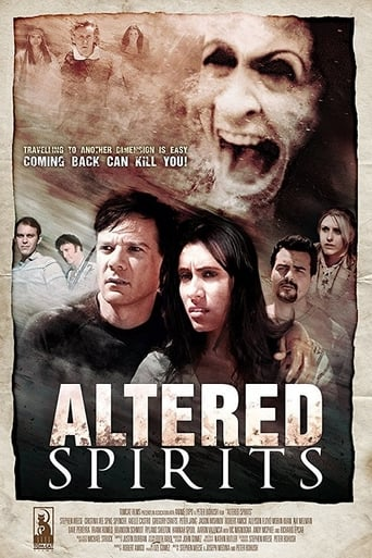 Poster of Altered Spirits