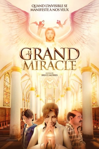 Poster of Le grand miracle