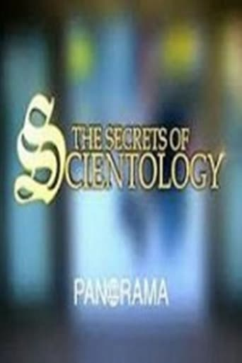 Poster of The Secrets of Scientology