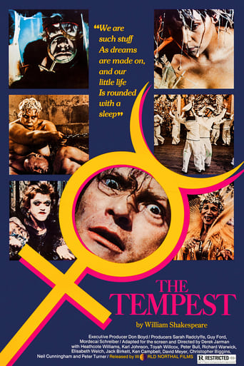 Poster of The Tempest