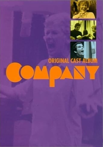 Poster of Company: Original Cast Album