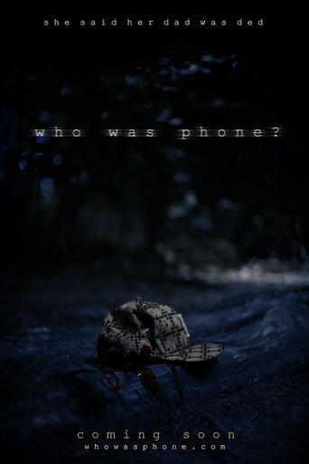 Who Was Phone? Poster