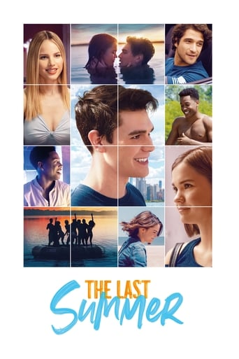 Poster of The Last Summer