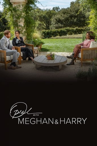 Oprah with Meghan and Harry: A CBS Primetime Special image