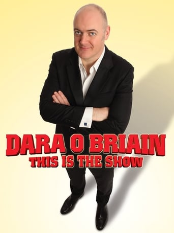 Poster of Dara Ó Briain: This Is the Show