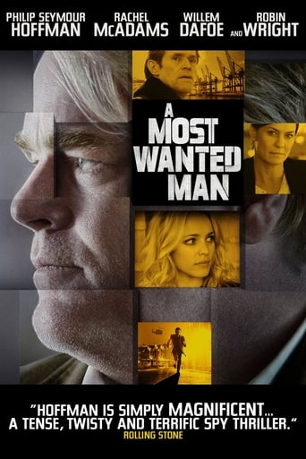 Poster of A Most Wanted Man
