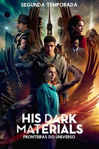 His Dark Materials Fronteiras do Universo 2ª Temporada - Poster