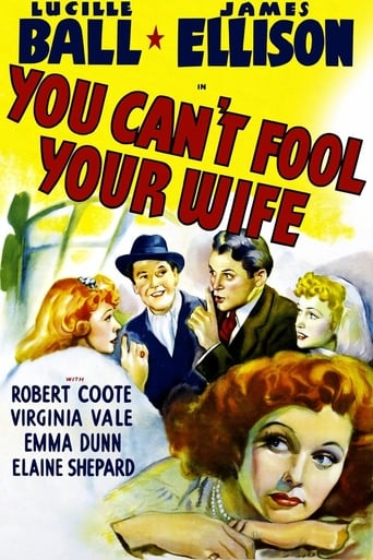 Poster of You Can't Fool Your Wife