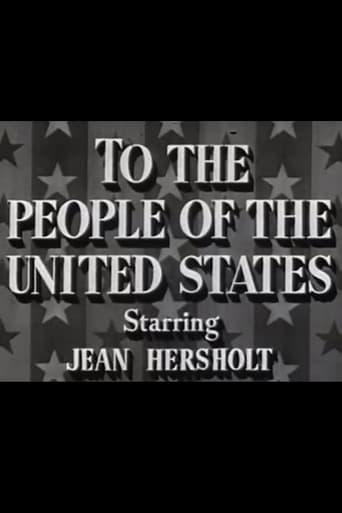 Poster of To the People of the United States