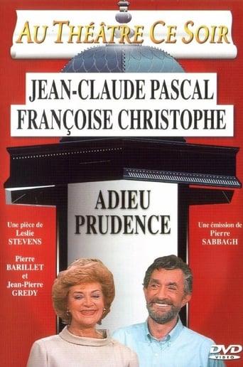 Adieu Prudence movie poster