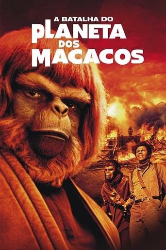 A Batalha do Planeta dos Macacos - Poster