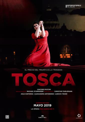 TOSCA | Salzburg Easter Festival Movie Poster