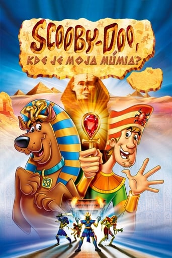 Scooby-Doo, kde je moja múmia?