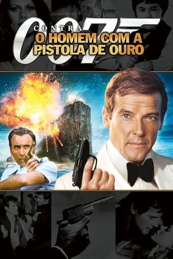 007 Contra o Homem com a Pistola de Ouro - Poster