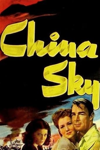China Sky Movie Poster