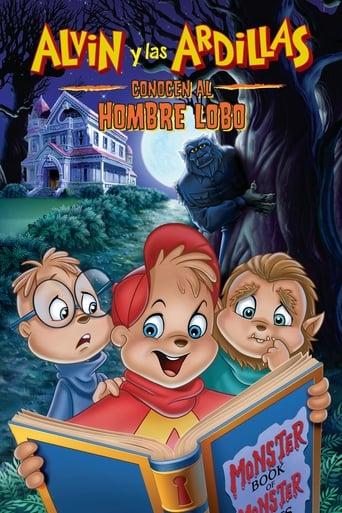 Poster of Alvin y las ardillas conocen al hombre lobo
