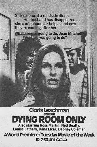 Poster of Dying Room Only