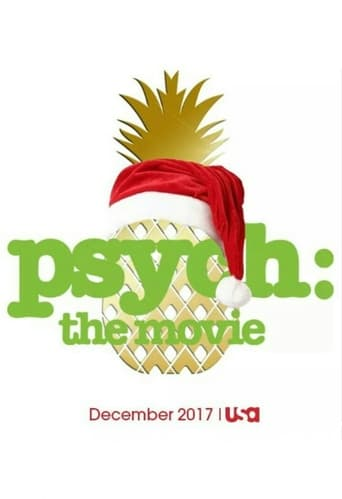 Poster of Psych: The Movie