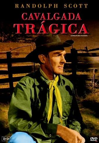 Cavalgada Trágica - Poster