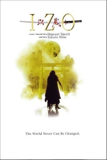 Izo - The world can never be changed