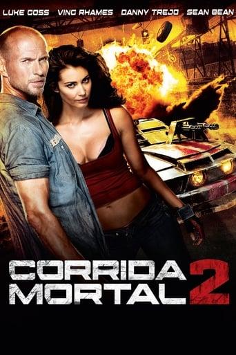 Corrida Mortal 2 - Poster