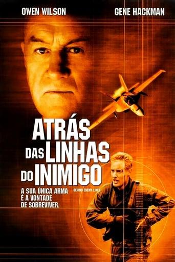 Atrás das Linhas Inimigas - Poster