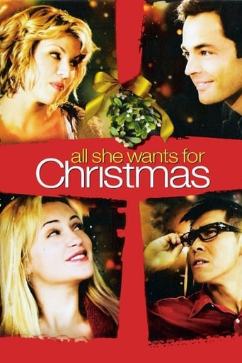 Poster of All She Wants for Christmas