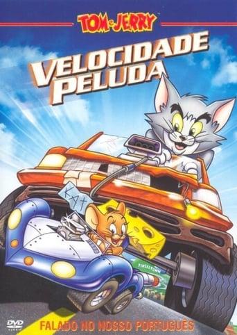 Tom e Jerry: Velozes e Ferozes - Poster