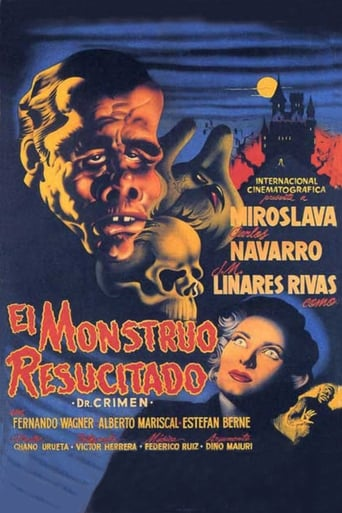 Poster of The Revived Monster