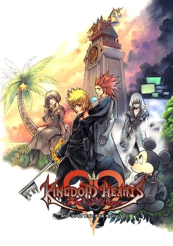 Poster of Kingdom Hearts 358/2 Days