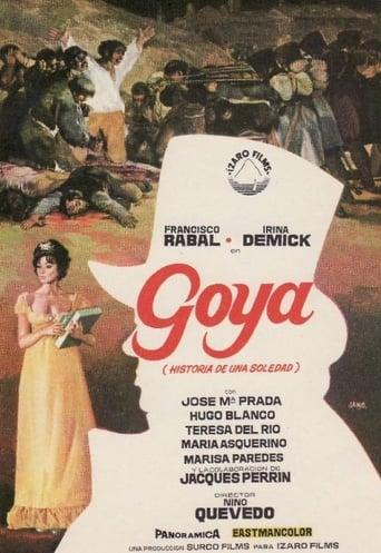 Goya, historia de una soledad