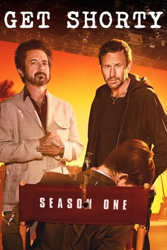 Get Shorty 1ª Temporada - Poster