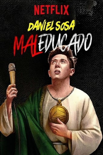 Daniel Sosa: Maleducado Movie Poster