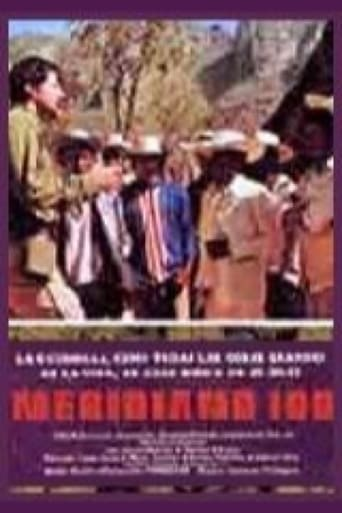 Poster of Meridiano 100