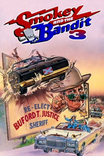 Poster of Smokey and the Bandit Part 3