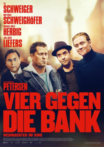 Poster of Four Against the Bank