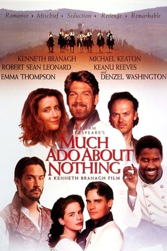 'Much Ado About Nothing (1993)