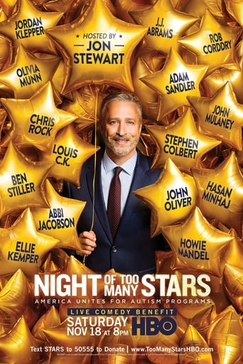 Poster of Night of Too Many Stars: America Unites for Autism Programs