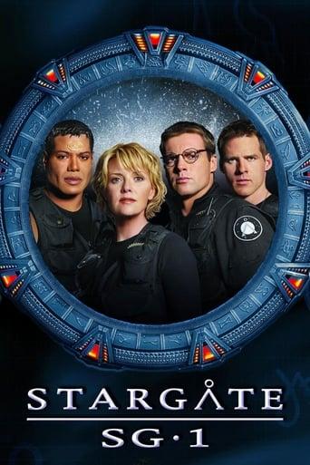 portada Stargate SG-1